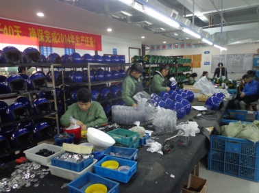 Products Assembling (Security & Protective Equipment)