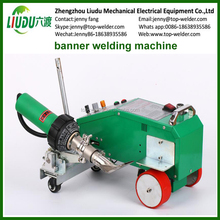TPO melting fusion welder/pvc banner welder/pvc hot air welding machine with CE certificate