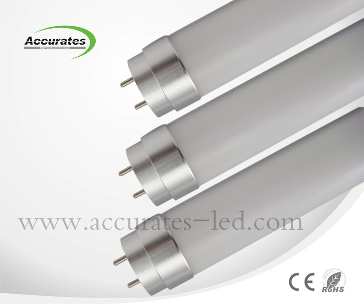 high quality led t8 tub8 CE ROHS SMD2835 24W LED Tube lamp manufacturer china