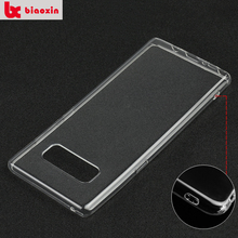 2017 Hot Products TPU Case For Samsung Galaxy Note 8 Made In China Hybird Smart Phone Case