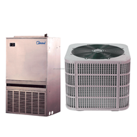 Wall mounted air handlers match condensing units