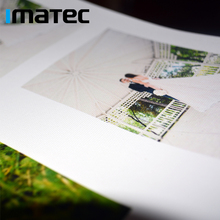 Waterproof 260gsm Matte 100% Art Polyester Canvas for Canon iPF8400 Aqueous Inkjet Printing