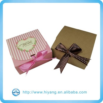 Candy/biscuit Box Wedding Party Favour Gift