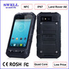Rugged mobile phone 4inch NFC dual sim mobile phone IP67 QZSS rugged smart phone A8S