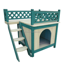 build wooden cat kennel