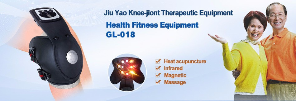 Knee Pain Relief Laser Physical therapy Electric Knee Care Laser Massager electric knee massager