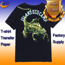 TOPSALE 300g A3 Laser Dark Transfer Paper For T-shirt On Sale