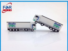 Promotion Gift PVC cartoon usb 2.0 truck shape usb flash drives,Gift Items USB Pendrive 4gb 8gb 16gb