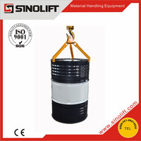 2015 New Sinolift DL350 360 Series Forklift Attachment Steel Oil Drum Lifter