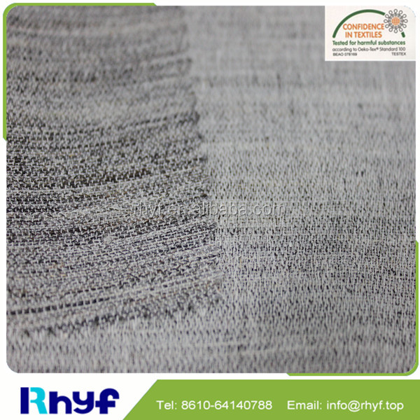 Wholesales horse hair interlining/canvas interlining for tailoring materials with low price