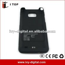 2000mAh External Battery Power Case For Samsung Galaxy S2 i9100