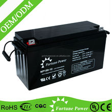 Deep Cycle Sealed Lead Acid Exide UPS Battery N150 12V 150Ah