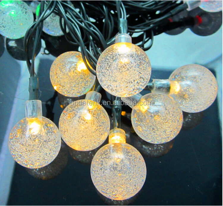Professional 30 led decorating light christmas party for Professional outdoor christmas decorations