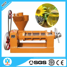 Supply Edible Oil Press Machinery oil expeller/sunflower seeds oil mill