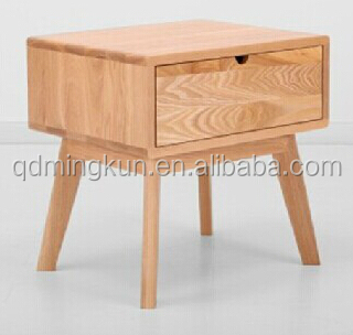 Round ash legs home office white desk