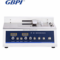 Coefficient of Friction Tester/OPP,PE,PP,PO,PET COF Tester