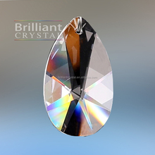 european glass crystal chandelier parts pendants for lighting trimming