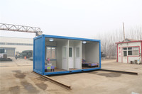 fast to build affordable steel structure iso standard 20feet tank container for naoh chemical liquid