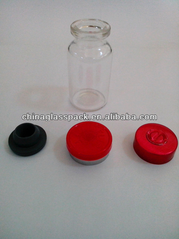 pharmacy vials