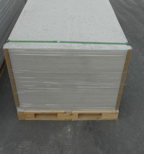 Waterproof fiber cement ceiling board for steel frame house