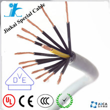2core/3core ul 2464 wire 24awg /25awg UL2464 unshielded communication cable
