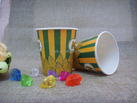Hot sale! Lucky time pack! Disposable paper cup
