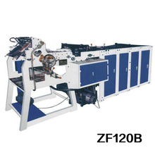 ZF120B Red Packet Bag Envelope Die Cutting Printing Counting Machine