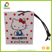 High Quality Girl Clothes Brand Tag Jewelry Hang Tags