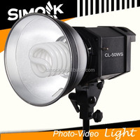 Continuous Light Photography Equipment