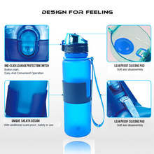 2016 promotional gift silicone made water bottle, custom logo silicone water bottle roll up