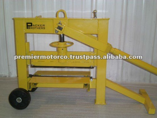 Packer Brothers PB95 Paving Block Splitter