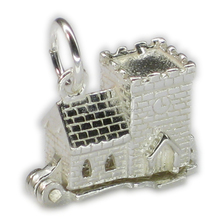 Jewelry Wedding Church Lovely Charm 3D Pendant