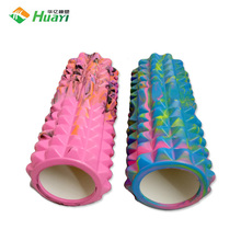 Colorful mini EVA foam roller for deep tissue muscle massage