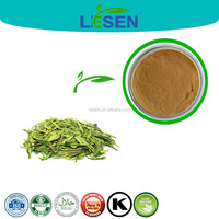 Hot Sale High Quality Green Tea Extract powder Tea Polyphenols 50%-98%