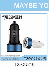 China supplier new dual usb child electric car charger