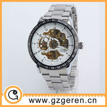 fashion modern classic top brand wrist watch winner 00183z