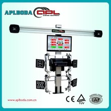 Communicate faster ,Automotive equipment 3D four wheel alignment