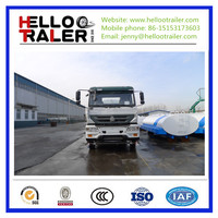 20000 liter water delivery tanker truck