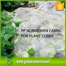 3%UV pp spunbond agriculture nonwoven fabric/Alibaba China wholesale black PP nonwoven fabric/weed control tnt non-wovens