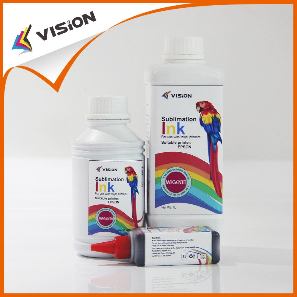 T-Shirt Heat Transfer Printing Sublimation Ink,Wholesale dye sublimation ink for Epson printer