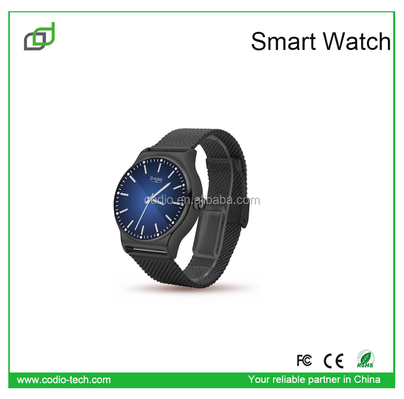 Fashionable smart bluetooth phone watch fitness sport smart wat