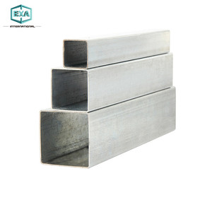 20mm rhs ms gi square hollow section steel pipe hot dipped gal square steel tube weight