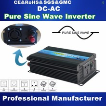 CE&RoHS&SGS Approved off grid 300w micro inverters dc 12v 24v 36v 48v to 110v 220v 230v inverter pure sine wave inverter