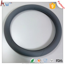 Car steering wheel cover with silicone material