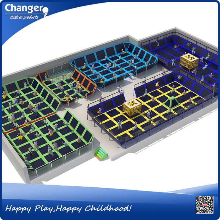 China factory CE standard ISO9001 quality control professional trampoline for sale