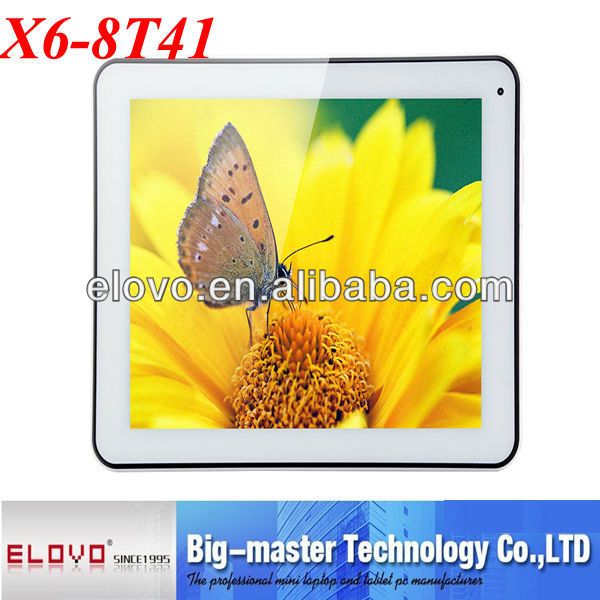 hottest china factory 8 inch tablet pc android 4.1 free game