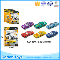 1:64 Hot popular kids mini pull back alloy toy diecast model car