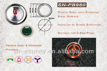 Hyundai Lift Button SN-PB960 Elevator photocell made in Shanghai