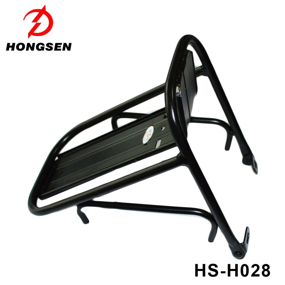 HS-H028 fits 20' 24' 26' 28' aluminum alloy mountain bicycle Bike front carrier
