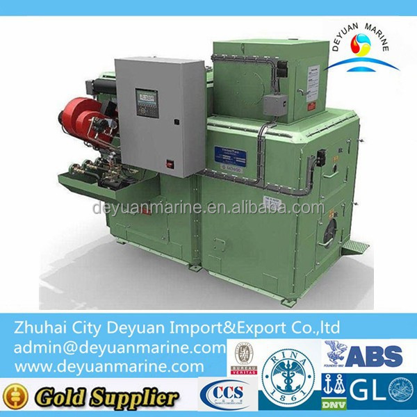 Marine Shipboard Incinerator Electronic Waste Portable Incinerator for sale